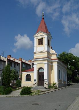 Kaple Kohoutovice Kohoutovice Jakub Hruška