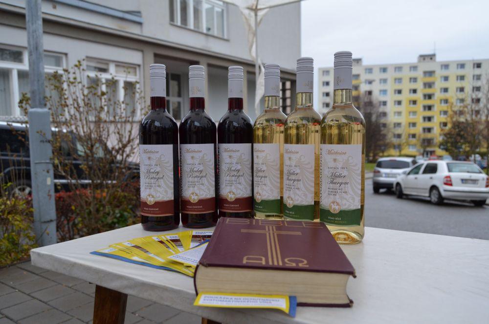 svatomartinské víno brno kohoutovice
